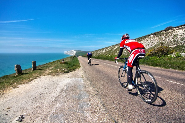 Cycling  in Isle Of Wight