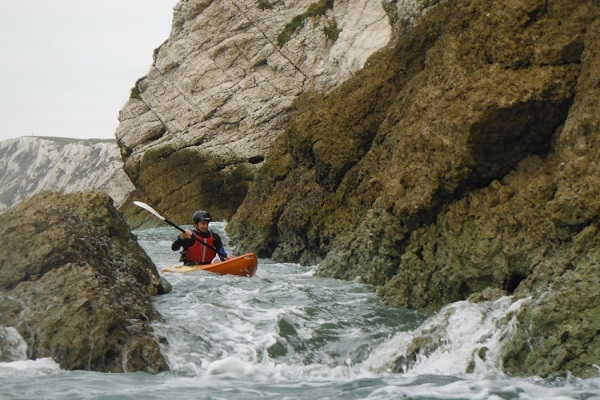 Kayaking in Isle Of Wight