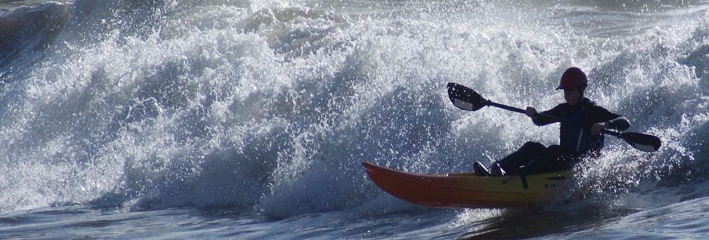 Kayaking Isle of Wight