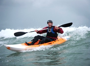 Sea Kayaking Isle of Wight