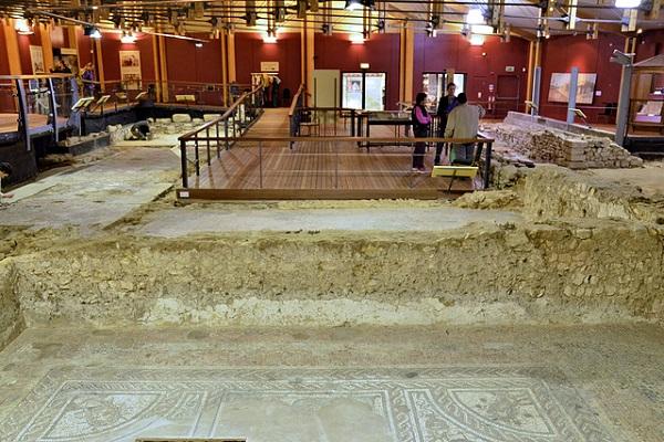 Brading Roman Villa and Museum