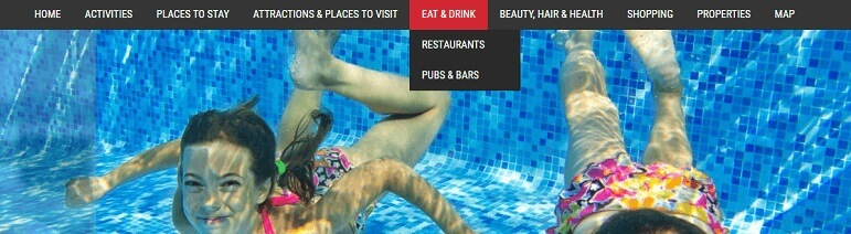 Drop Down menus Advertise with us What's on in Isle of Wight